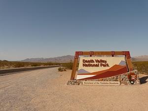 Mojave desert sierra nevada california