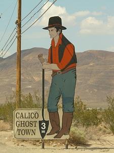 Mojave desert california usa