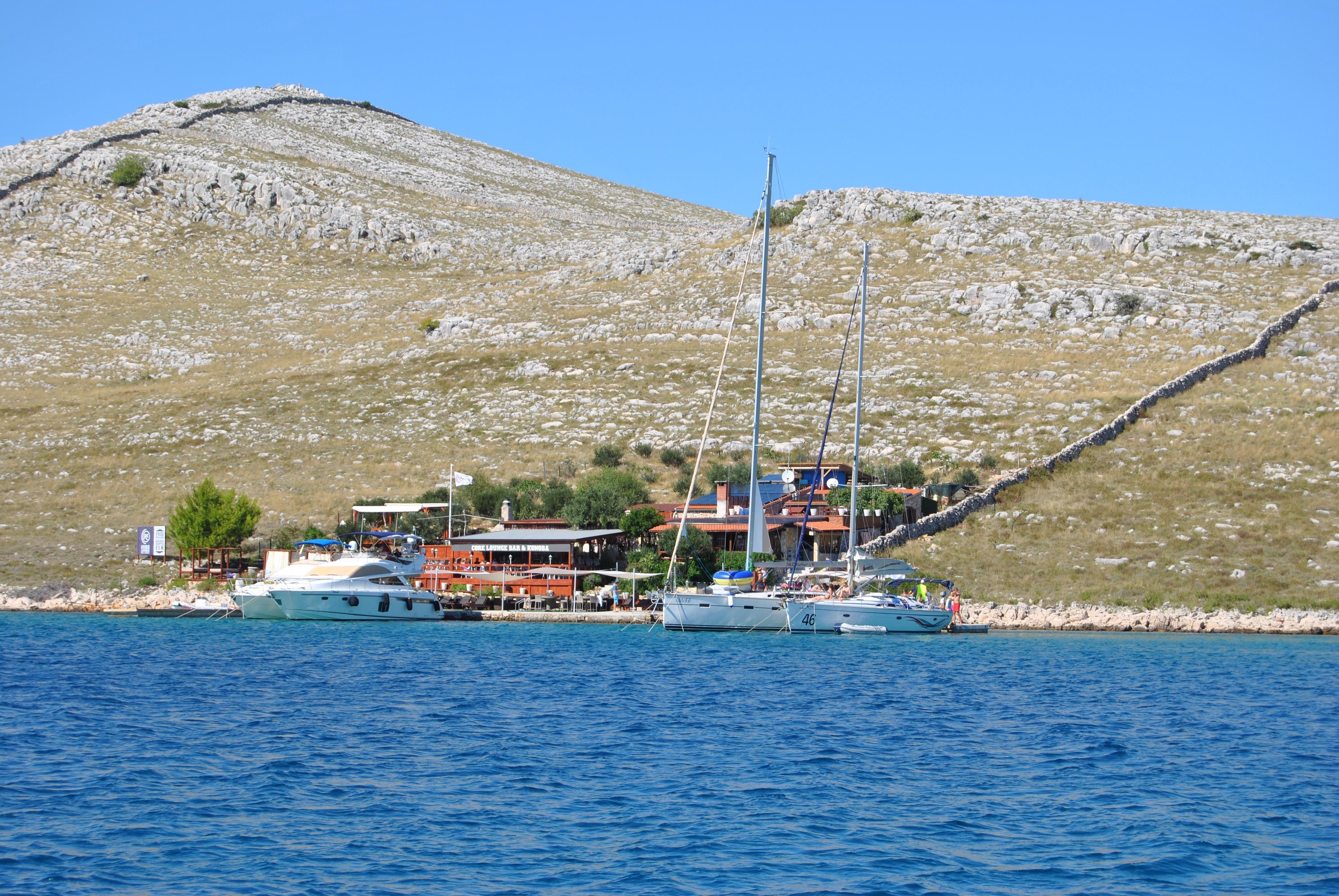 Croatia port summer
