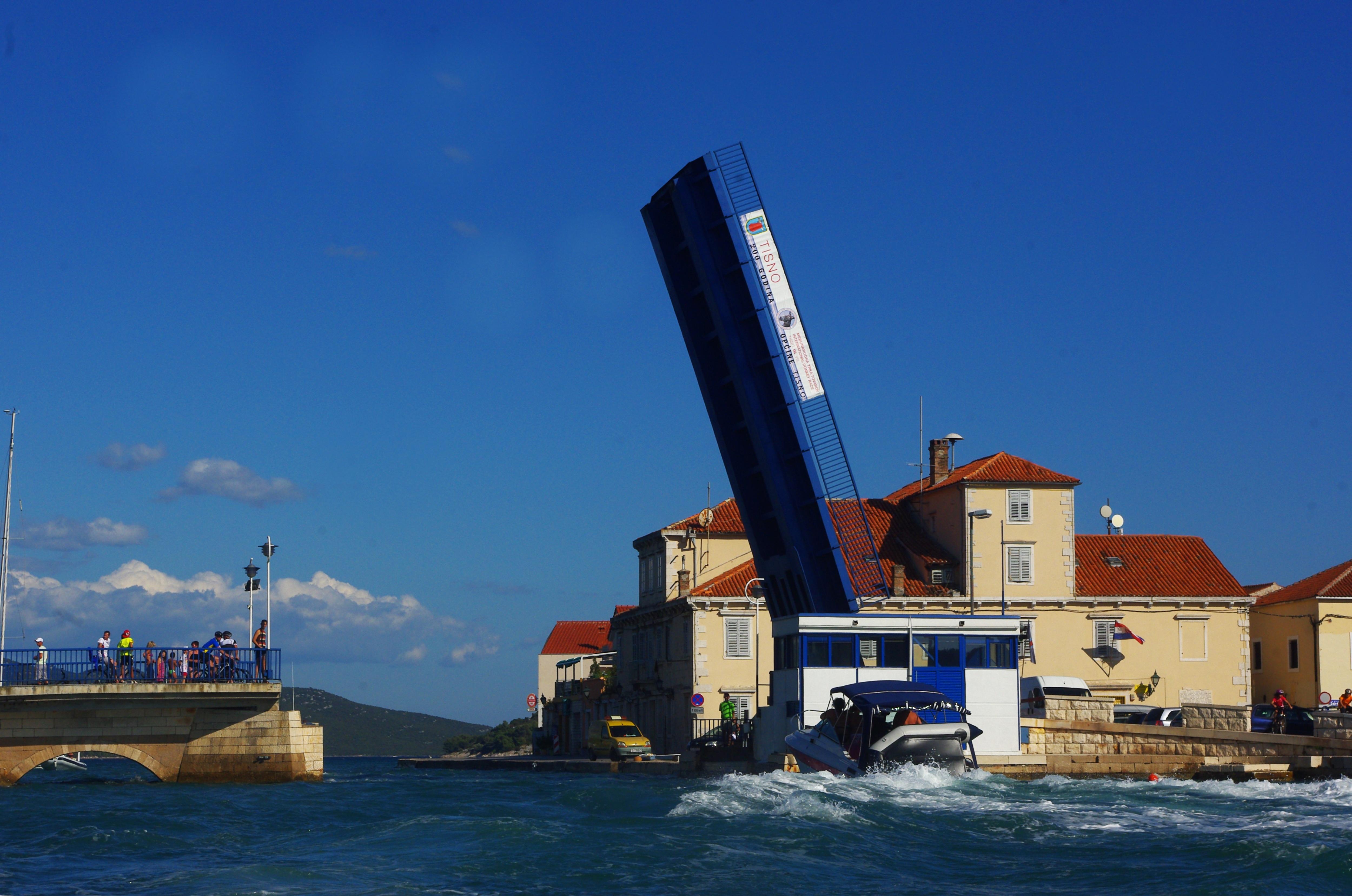 Port croatia shipping lane