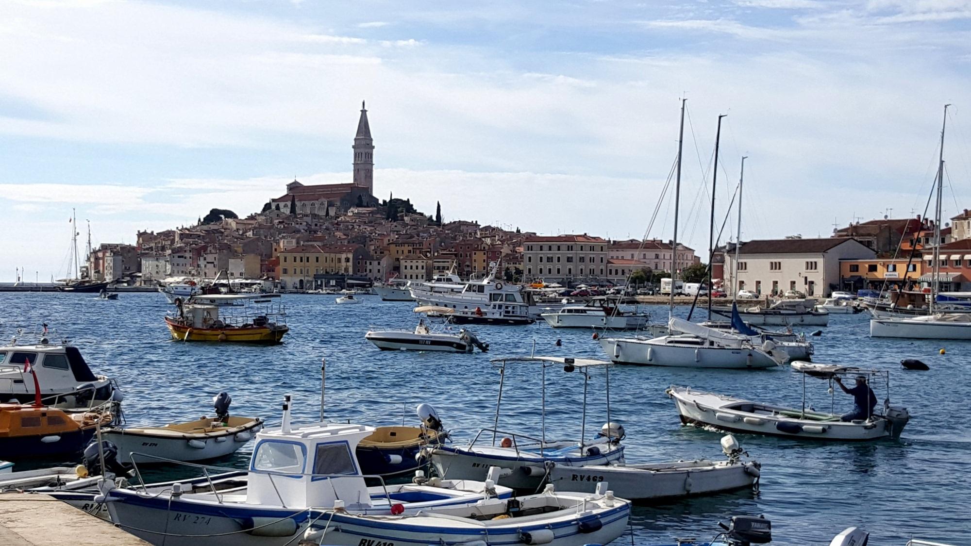 Croatia ship port