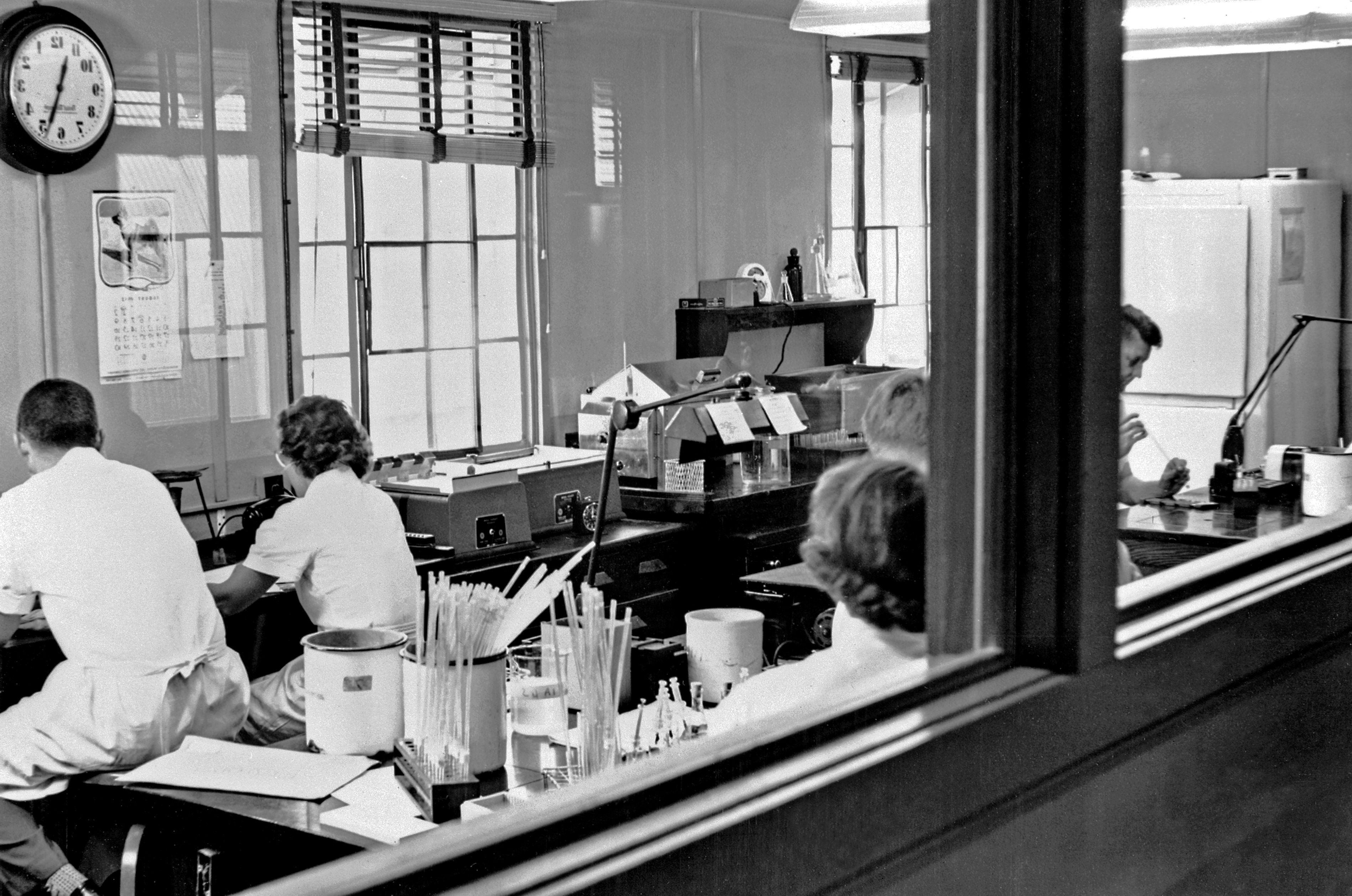 Examination facilities labor
