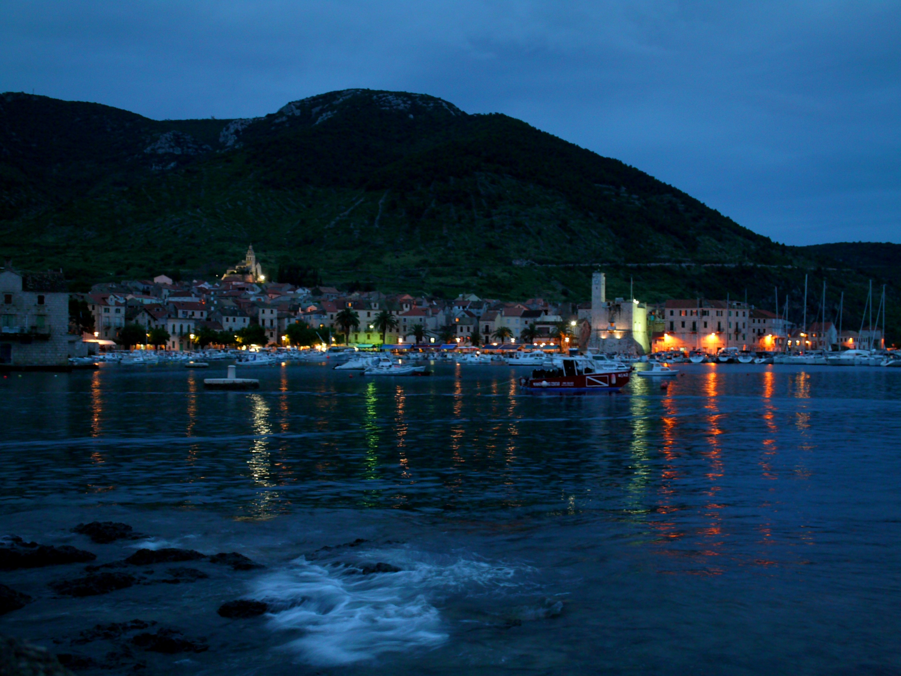 Port croatia sail