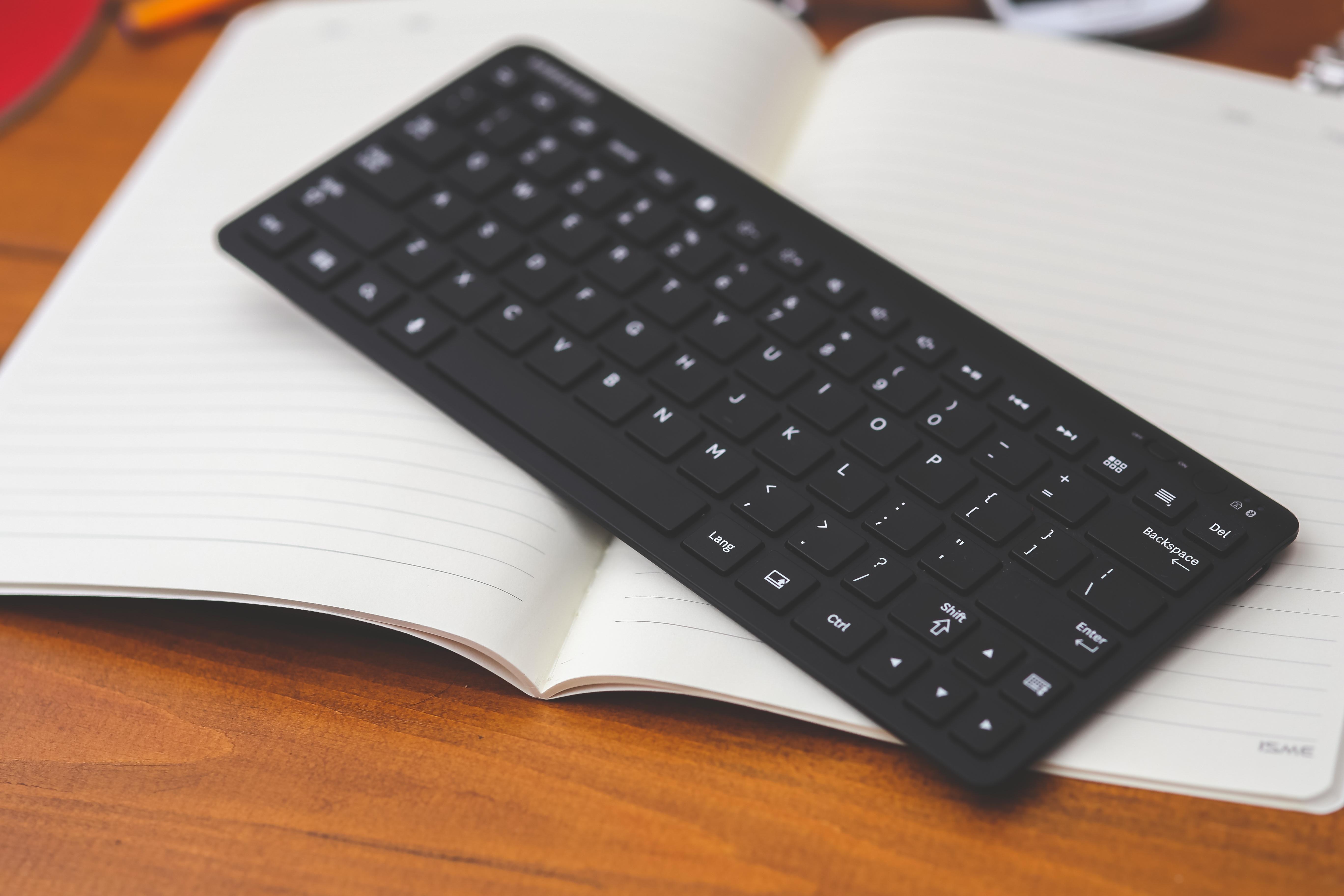 Desktop note book
