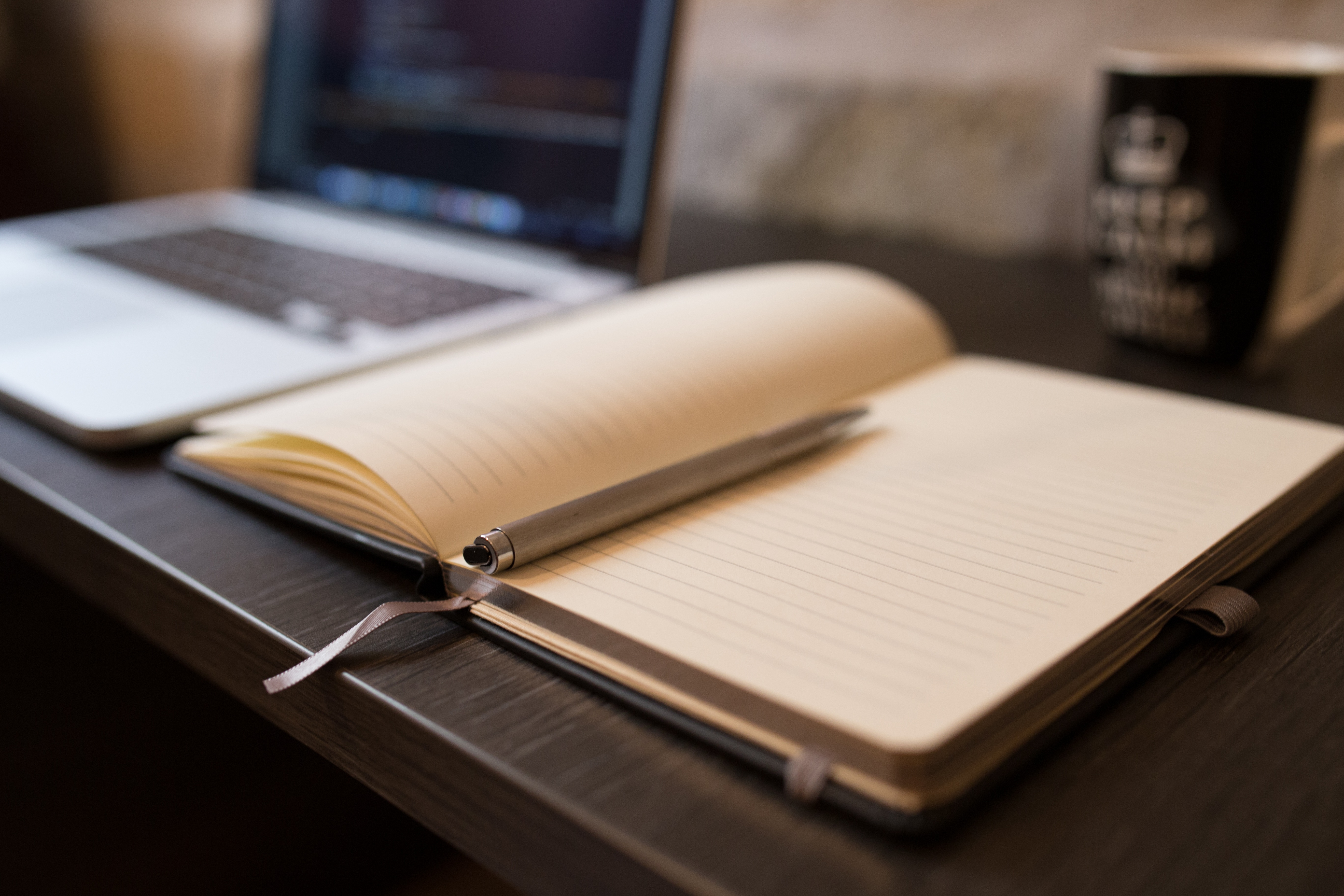 Notebook notes notepad