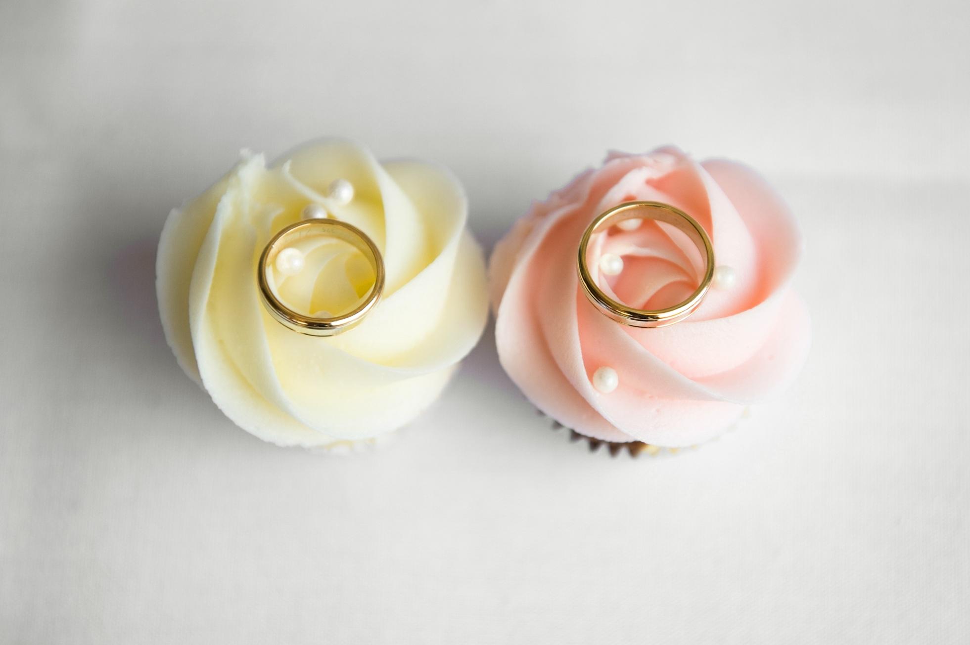 Wedding cake wedding wedding rings