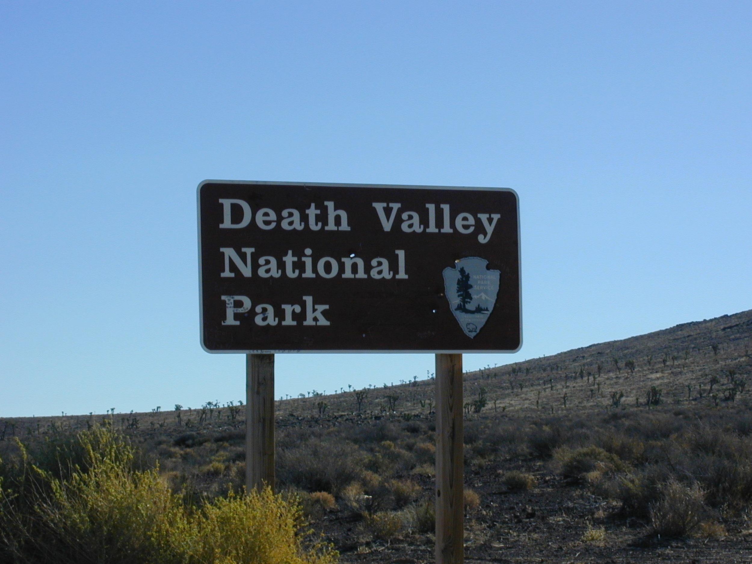 Mojave desert california hitzepol
