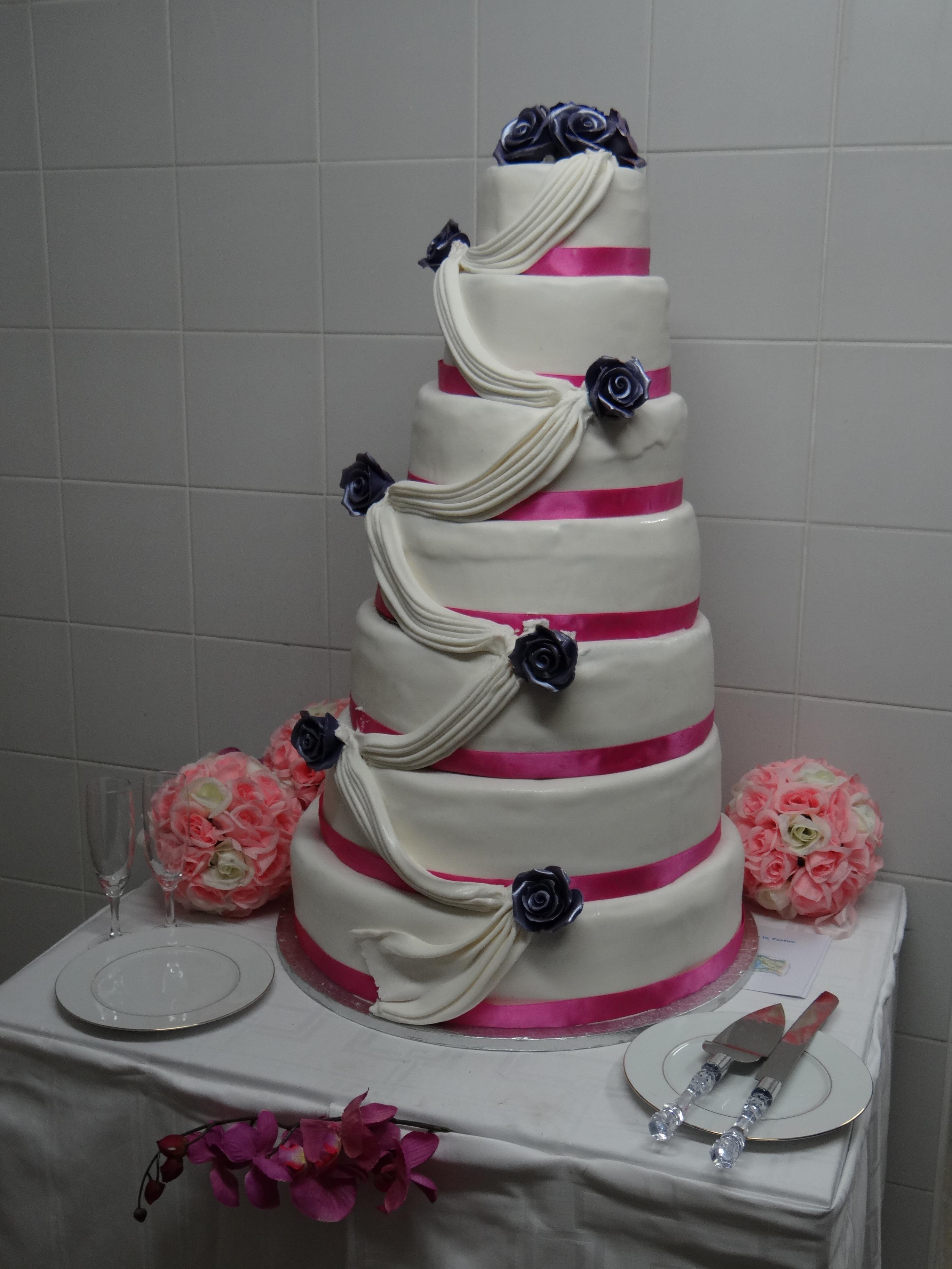 Wedding wedding cake dessert